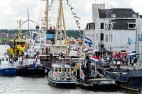 June 8th 2019 in Maassluis: The Day of the Deep Sea Towage celebrates 250 jubilee years!