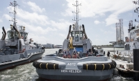 Three Damen hybrid tugs for Dutch Navy